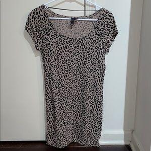 Leopard Print H&M Dress